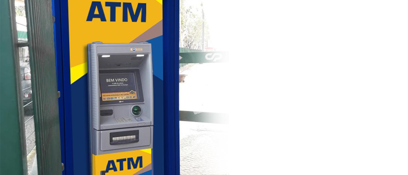 En Euronet-minibank kan være fordelaktig for bedriften, og gi kundene lettvint tilgang til kontanter.